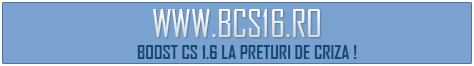 BCS16 Romania banner nr. 4